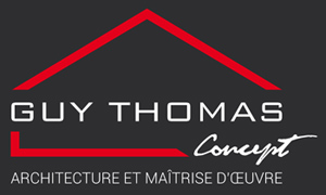 Logo Guy Thomas Concept